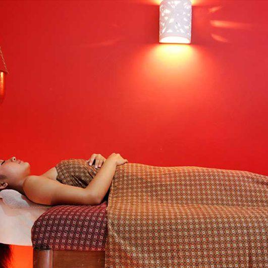 Аюрведический массаж: 5 минут только для себя.